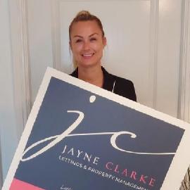 Jayne Clarke